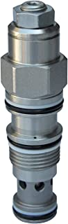 Counter Balance Valve Comparable Replacement to Sun Hydraulics CBCG-LKN