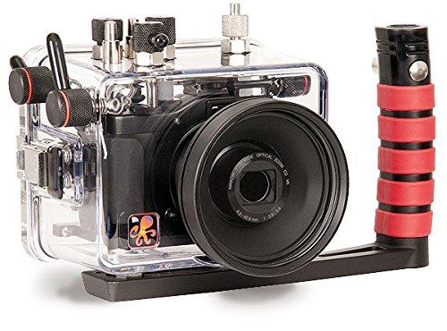 Ikelite 6182.70 Carcasa submarina para cámara - Carcasa acuática para cámaras (60 m, Policarbonato, Nikon Coolpix P7000, 2,38 kg, 190 x 160 x 160 mm)