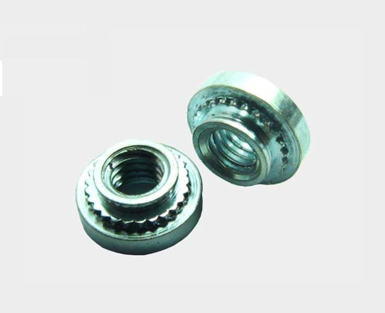 [Alternative dealer] 50pcs Steel Self Clinching 4-20X0.257 Long-awaited Nuts TSC4 1
