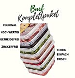 Barffleisch Fertigbarf Regional in NRW produziert -Komplettpaket...