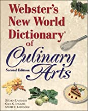 Best culinary dictionary book Reviews