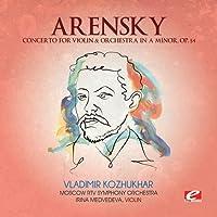 Concerto for Violin & Orchestra in a Minor