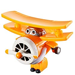 Grand Albert may be a rusty antique airplane, but he's still young at heart and seems to know something about everything on the hit preschool Super Wings show. Sometimes he doesn't sound all too convincing, but his amazing stories always turn out to ...