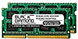 16GB 2X8GB RAM Memory for HP Pavilion Notebooks Notebook g7-1117cl Black Diamond Memory Module DDR3 SO-DIMM 204pin PC3-10600 1333MHz Upgrade