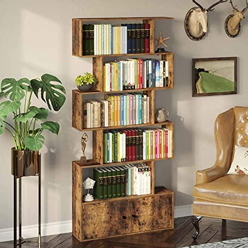 TITLE_Rolanstar 6 tier bookshelf