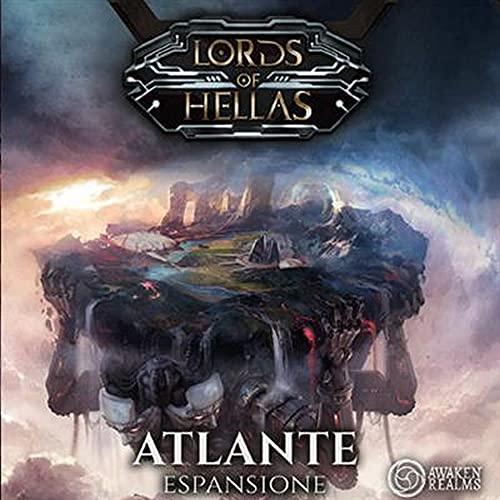 Lords of Hellas: Atlas in Italienisch