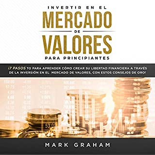 Invertir en el Mercado de Valores para Principiantes [Stock Market Investing for Beginners] cover art