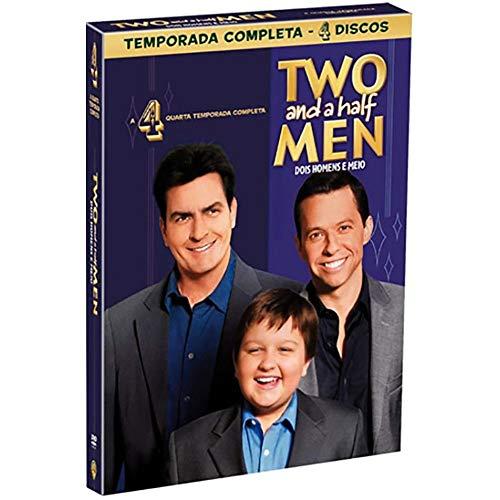 Two And A Half Men - 4° Temporada Completa