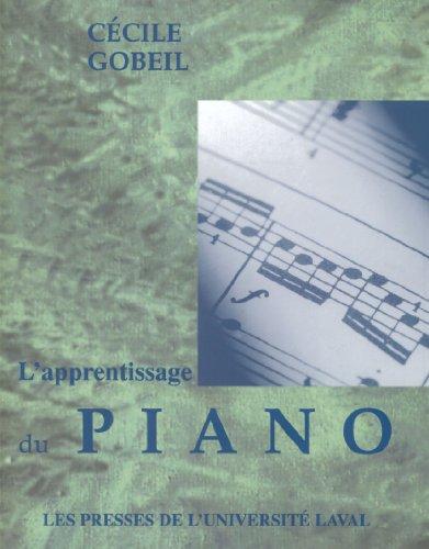 L'Apprentissage du Piano