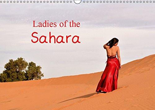 Ladies of the Sahara 2019: Fashion Models in the Sahara (Calvendo People)