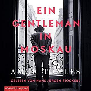 Ein Gentleman in Moskau cover art