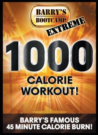 1000 calorie burn - 7