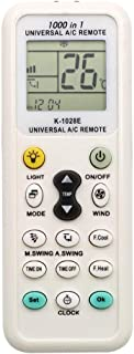 Wingsflying Universal Air Conditioner Remote Control for Daikin, Hitachi, Carrier, Panasonic, LG, Sharp, Haier, Gree, Midea, Whirlpool, Bosch, Olympus, Toshiba, Samsung and 1000 More Brands