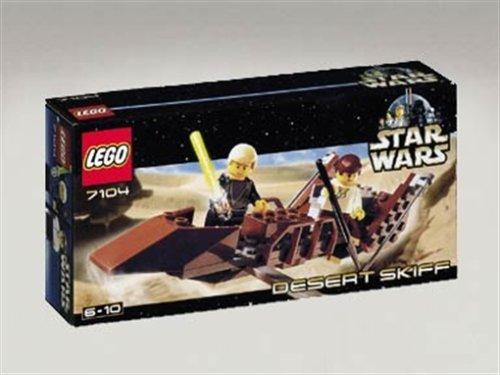 LEGO Star Wars 7104 - Desert Skiff Classic
