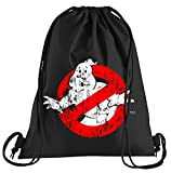 T-Shirt People Ghostbusters Distressed Sportbeutel