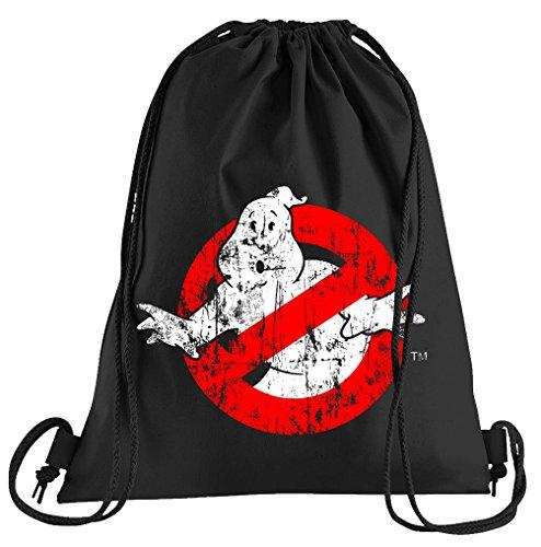 T-Shirt People Ghostbusters Distressed Sportbeutel – bedruckter Beutel – eine schöne Sport-Tasche Beutel mit Kordeln