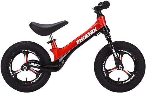 Entrega rápida y envío gratis en todos los pedidos. PNYGJLPHC PNYGJLPHC PNYGJLPHC 12  Sport Balance Bike No Pedal Bicicleta para Caminar con aleación de magnesioFrame, Asiento Ajustable para Niños pequeños de 2, 3, 4 y 5 años de Edad, Niños niñas  alta calidad y envío rápido