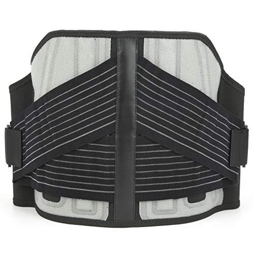 Soporte curvo Soporte lumbar elástico Cinturón de soporte lumbar para jugar baloncesto