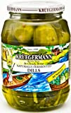 Kruegermann Naturally Fermented Dill Pickles in Cloudy Brine 32 fl oz