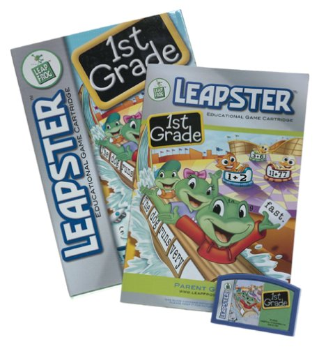LeapFrog Leapster Learning Game: 1st Grade