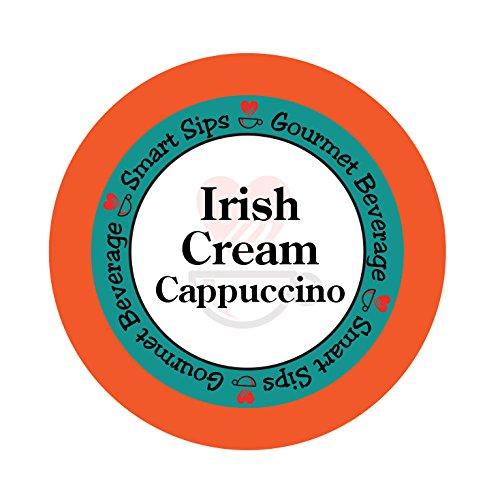 Smart Sips, Irish Cream Cappuccino