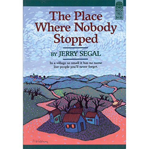 The Place Where Nobody Stopped audiobook cover art