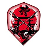 SHOT Plumas Darts Toni alcinas The Samurai nº6 Shape