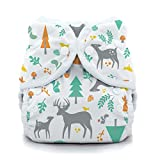Thirsties Snap Duo Wrap, Woodland, Size One (6-18 lbs) by Thirsties