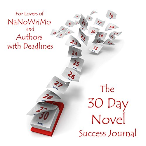 The 30 Day Novel Success Journal audiobook cover art