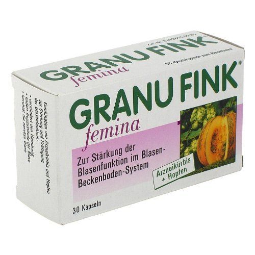 GRANU FINK femina Kapseln, 30 St. Kapseln
