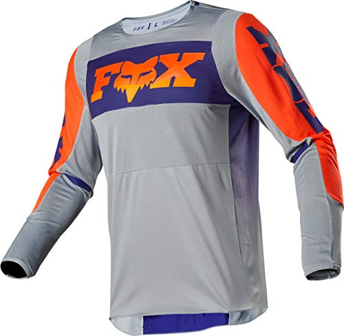 Fox 360 Linc Jersey Grey/Orange L