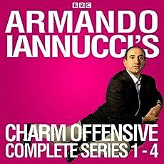 Armando Iannucci's Charm Offensive - Complete Series 1-4