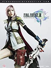 Final Fantasy XIII: Complete Official Guide - Standard Edition - The Complete Official Guide [import anglais] de James Price