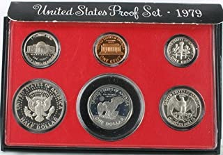 1979 S Proof Set