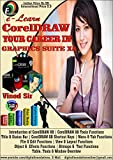 CorelDRAW Graphics Suite X8 (Latest Version): Lifetime Free Updates