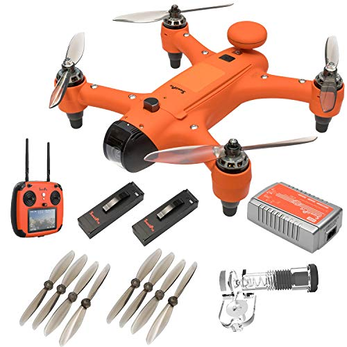 Swellpro Spry+ Plus Waterproof Drone Fly More Fisherman Bundle