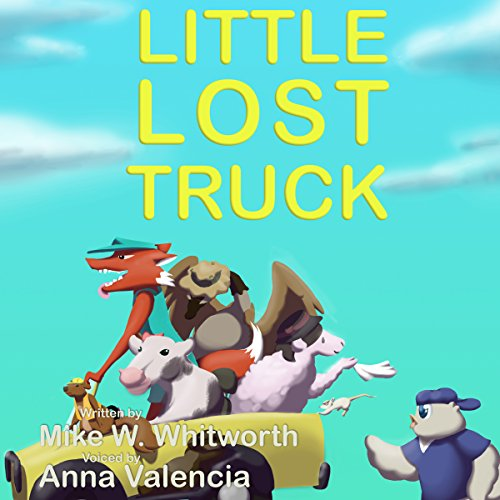 Ootoot's Little Lost Truck audiobook cover art