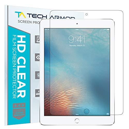 Tech Armor Anti-Glare/Anti-Fingerprint Film Screen Protector for Apple iPad Pro 9.7-inch (2016/2017) [2-Pack]