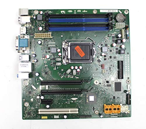 Fujitsu D3162-C12 GS 1 Intel Q77 Mainboard Micro ATX Sockel 1155