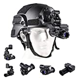 Best Night Vision Scopes - Blu7ive Digital Night Vision Monocular with Helmet Mount Review