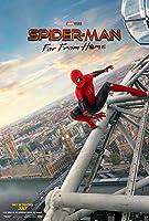 映画ポスター スパイダーマン ファーフロムホーム マーベル 24×35.6inc (61×90.5cm) US版 hi2 [並行輸入品]