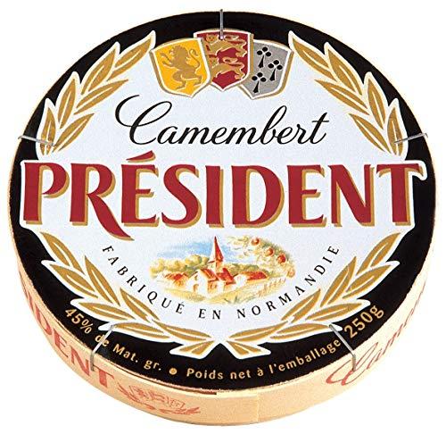 プレジデント カマンベール チーズ 250g 白カビ