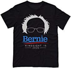 TeesAndTankYou Bernie Sanders Hindsight is 2020 Shirt Unisex