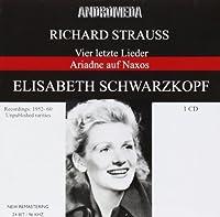 Vier Letzte Lieder Ariadne Au by Strauss (2013-05-03)
