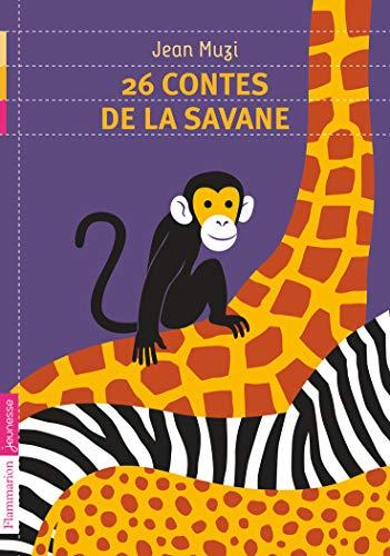 26 fortellinger fra savannen