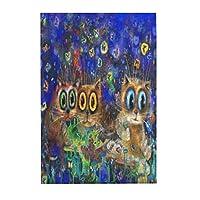 猫ディナー 木製パズル300ピース楽しいパズル減圧パズル300ピースバースデーギフトホリデーギフト