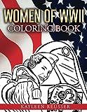 Women of World War II: Coloring Book