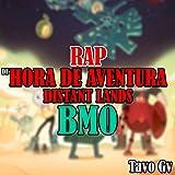 Rap de Hora De Aventura Distant Lands: BMO