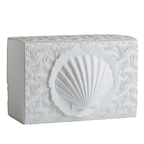 Earth Memorials Large Shell Box
