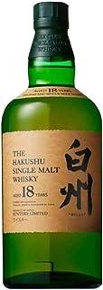 Hakushu Hakushu, Single Malt Whisky 18 Jahre, Japan 0,7 l